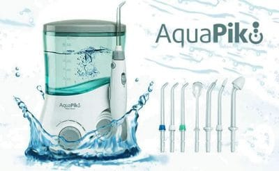 irrigadores dentales Aquapik 100